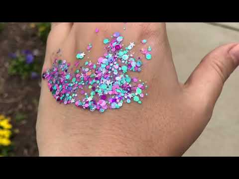 Unicorn Dreams Festival Glitter By The Art Factory