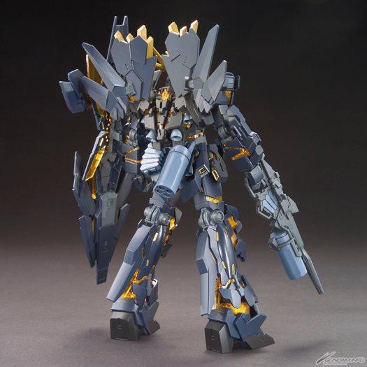 Unicorn Gundam 2 Banshee Norn Destroy Mode Hg 1 144