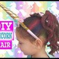 Crazy Hair Day Unicorn