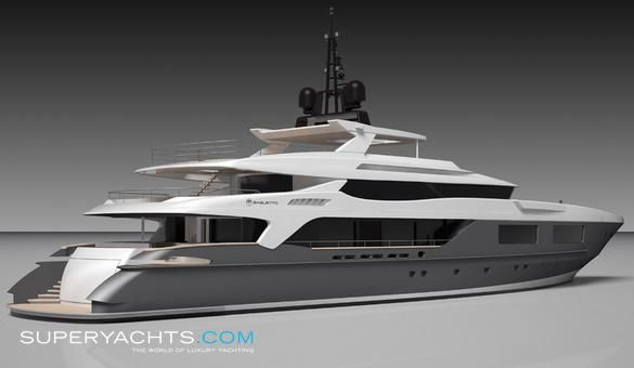 Unicorn Luxury Motor Yacht By Baglietto