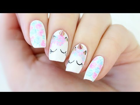 Unicorn Nail Designs – Thelatestfashiontrends Com