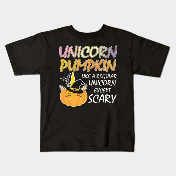 Unicorn Pumpkin Regular Unicorn Scary Costume
