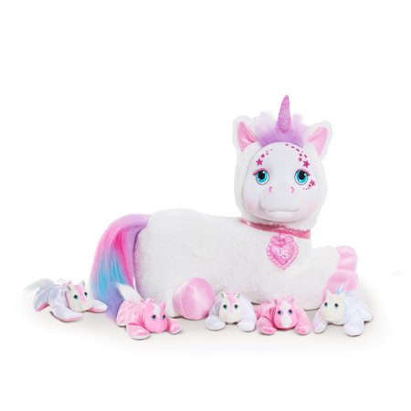Unicorn Surprise Plush
