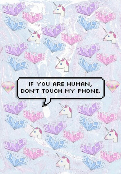 Unicorn Wallpaper Shared By Alice On We Heart It