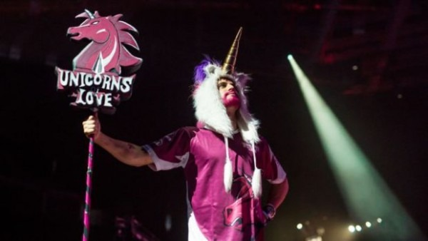 Unicorns Of Love To Join The Lcl