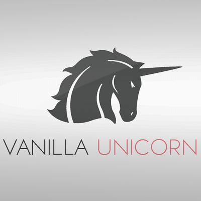 Vanilla Unicorn Logo