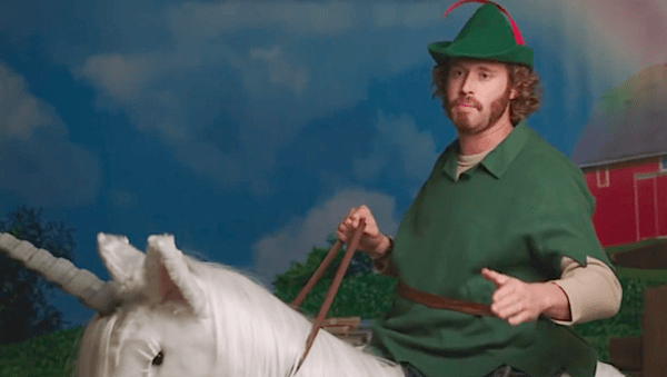 Watch Erlich Bachman Ride A Unicorn In 'silicon Valley' Trailer