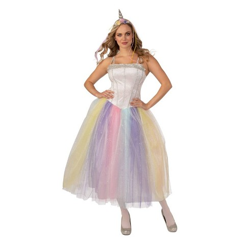 Women's Unicorn Halloween Costume   Target
