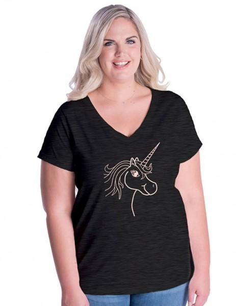 Womens Unicorn Shirt