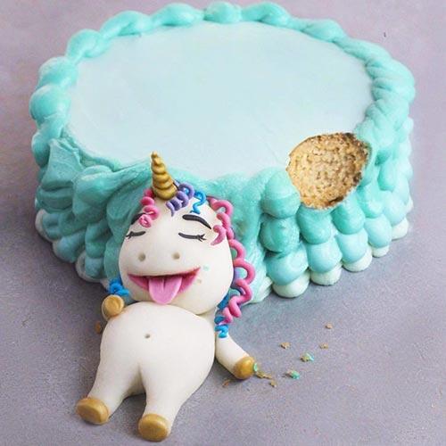 15 Bizarre Cakes That Will Take Birthday Goosebumps To A Whole New