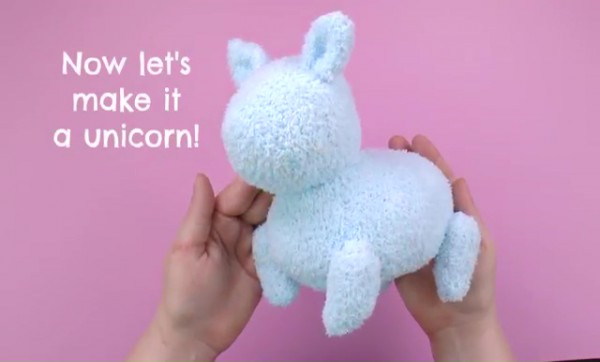25 Fine Diy Unicorn Plush
