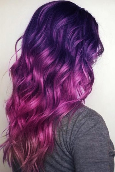 28+ Albums Of Purple And Pink Unicorn Hair