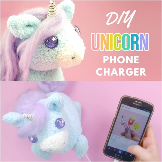 45 Magical Diy Unicorn Crafts That Are Fun For All Ages