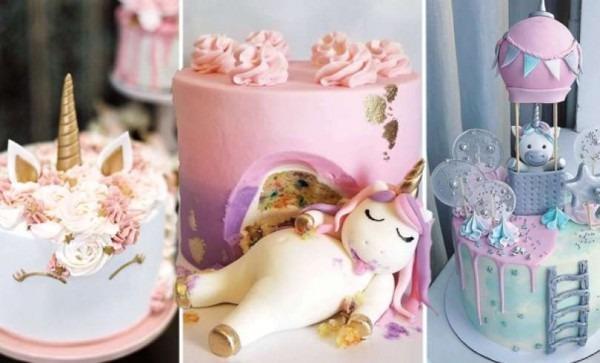 47 Easy Unicorn Cakes Recipe With Images