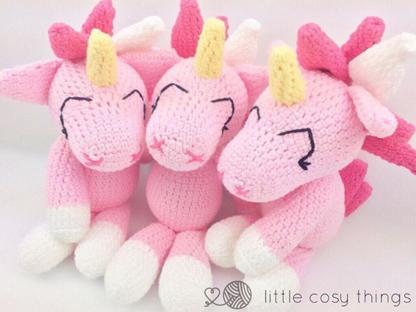 A Group Of Unicorns Is Called A Blessing Made By Little Cosy