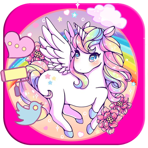 Amazon Com  Amazing Cute Unicorn 🦄 Themes Hd Wallpapers