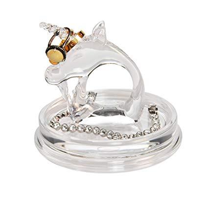 Amazon Com  Arad Unicorn Acrylic Ring Holder Dish, Cute Bedroom