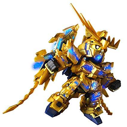 Amazon Com  Bandai Hobby Sdgcs Unicorn Gundam 03 Phenex  Gundam Nt
