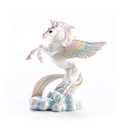Amazon Com  Flying Unicorn Figurine