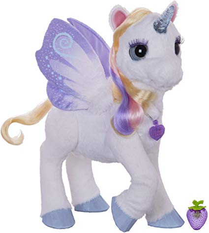 Amazon Com  Furreal Friends Starlily, My Magical Unicorn  Toys & Games