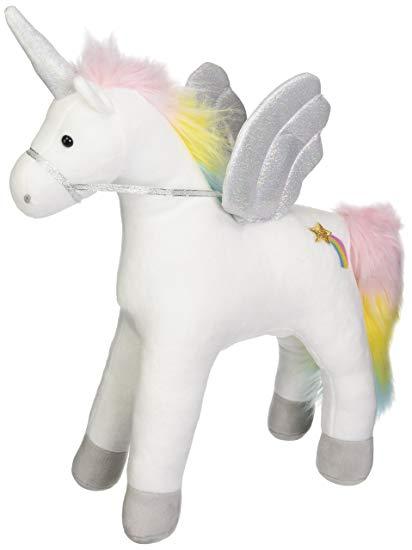 Amazon Com  Gund My Magical Sound And Lights Unicorn Stuffed