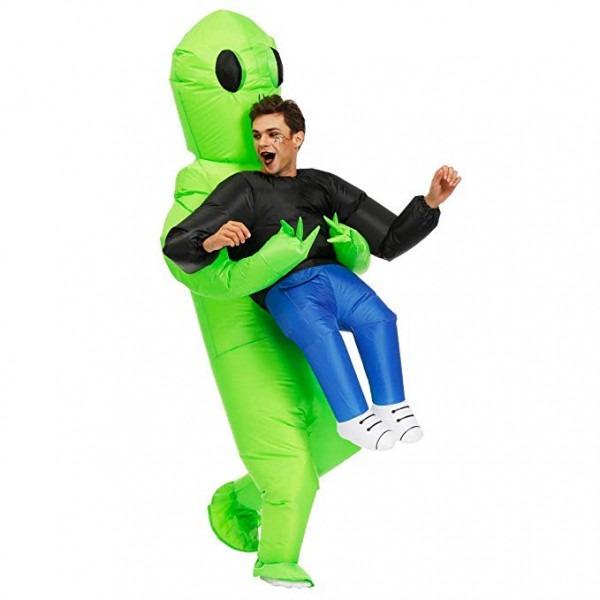 Amazon Com  Kooy Inflatable Dinosaur Unicorn Cowboy Costume