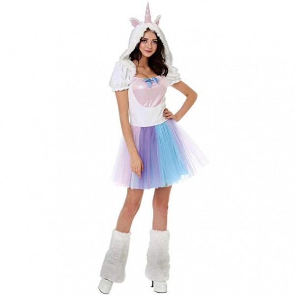 Amazon Com  Magical Unicorn Halloween Costume Adults