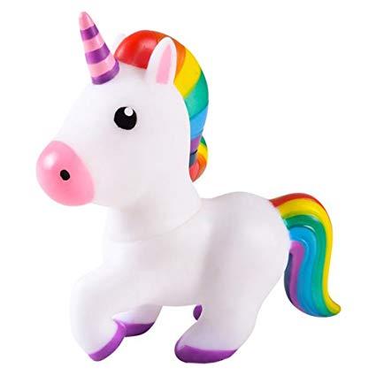 Amazon Com  Rockymart 6  Squeaking Sound Unicorn Toy  Toys & Games