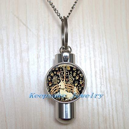 Amazon Com  Unicorn Urn Necklace Jewelry