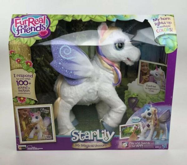 Brand New Furreal Friends Starlily, My Magical Unicorn