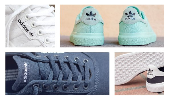 Brand New Shoe Styles From Adidas