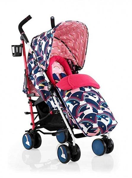 Cosatto Supa Stroller (magic Unicorns)  Amazon Co Uk  Baby