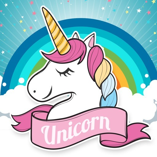 Cute Pony Unicorn Coloring Hd By Angrisa Leungtanapolkul