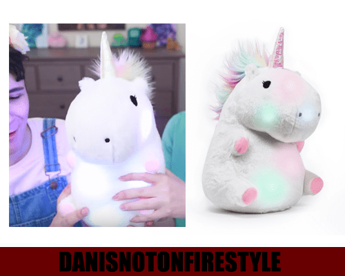 Danisnotonfire Style — Exact Chubby Light