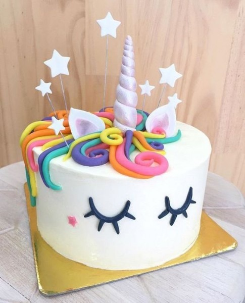 Diy Unicorn Rainbow Party
