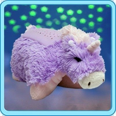 Dream Lites Pillow Pets Magical Unicorn Starry Night Sky As Seen