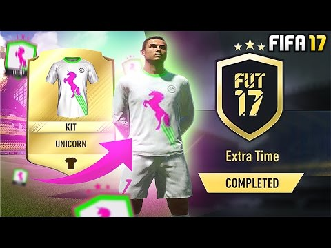 Extra Time   Unicorn Kit Sbc! (cheap Completed)  Fifa17 Ultimate