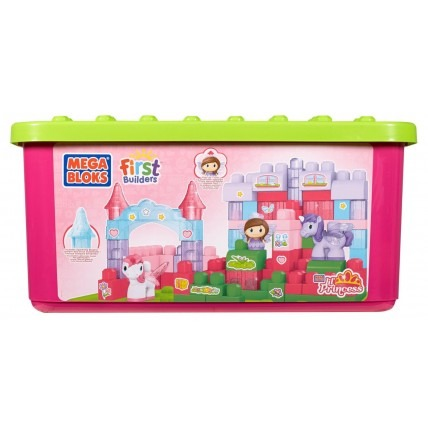 Fisher Price First Builders Unicorn Stable