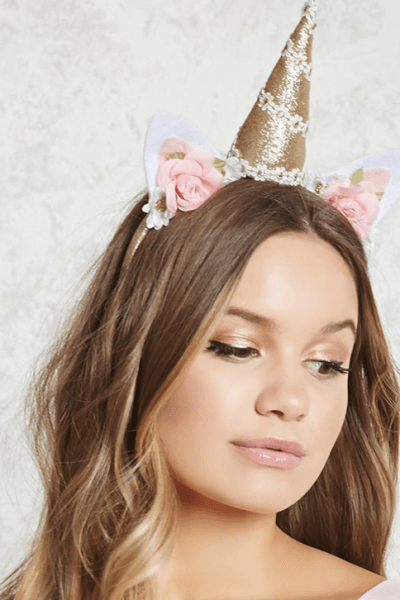 Forever 21 Releases Unicorn Headband