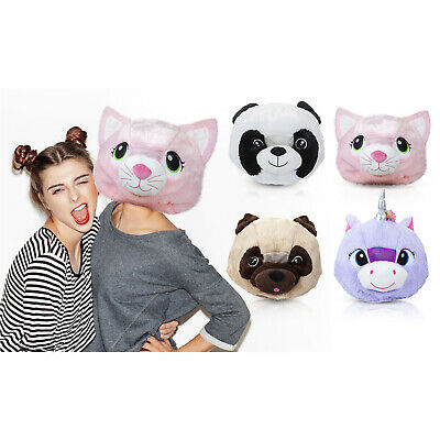 Gosh ! Designs 13 Inch Soft Big Head Animal Mask