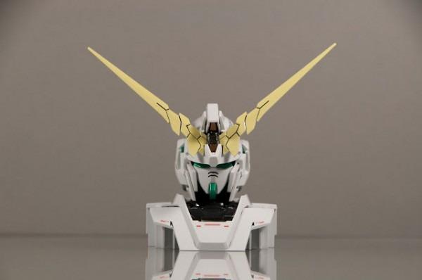 Gunpla By Goodguydan  1 48 Gundam Unicorn Head