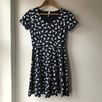 H By Henry Holland Debenhams Candy Tea Dress Size 8 Blogger