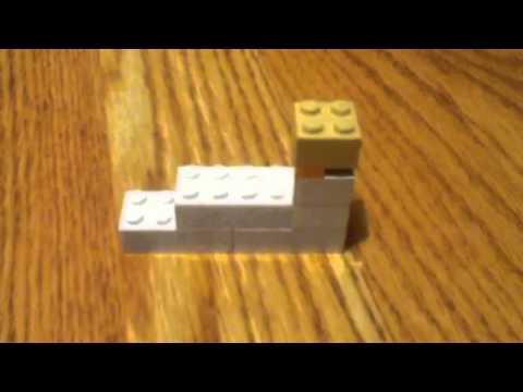 How To Make A Lego Unicorn