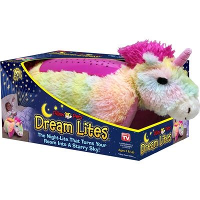 I Just Love My Magic Nightlife Unicorn Pillow Pet!!!