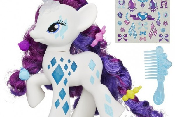 In The Year Of The Unicorn, Parents Remember My Little Pony
