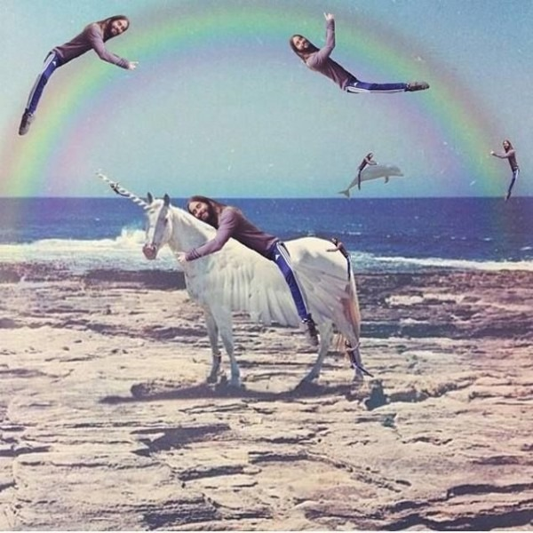 Jared Leto And Unicorns  Where Did This Come From
