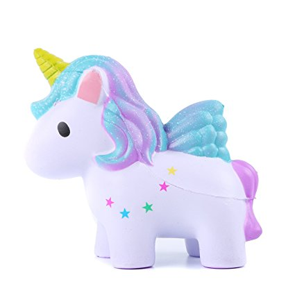 Jumbo Unicorn Star Squishy · Kawaii Squishy Shop · Online Store