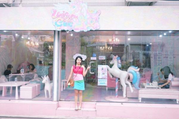 Kawaii Places To Visit In Bangkok, Thailand  Unicorn Cafe +