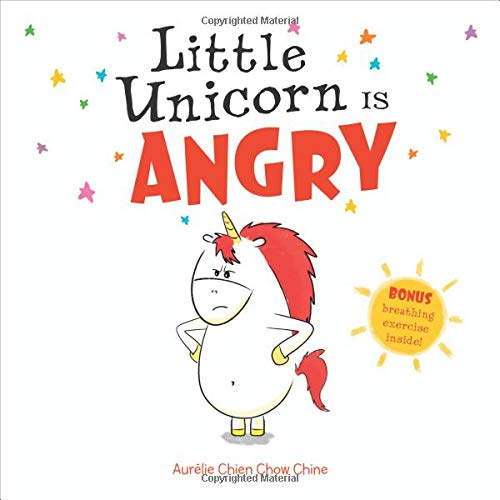 Little Unicorn Is Angry  Aurélie Chien Chow Chine  9780316531788