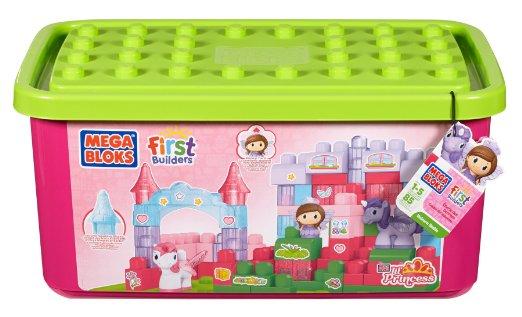 Mega Bloks Lil Princess Unicorn Stable Set For $27 78
